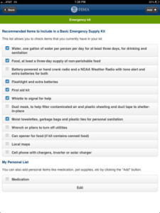 ph fema for ipad