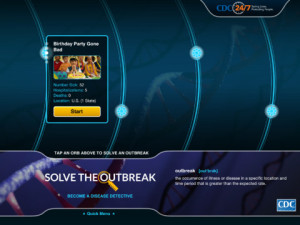 ph solve the outbreak for ipad